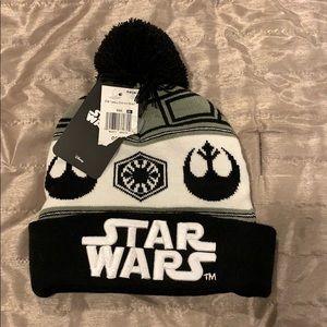 Star Wars winter hat